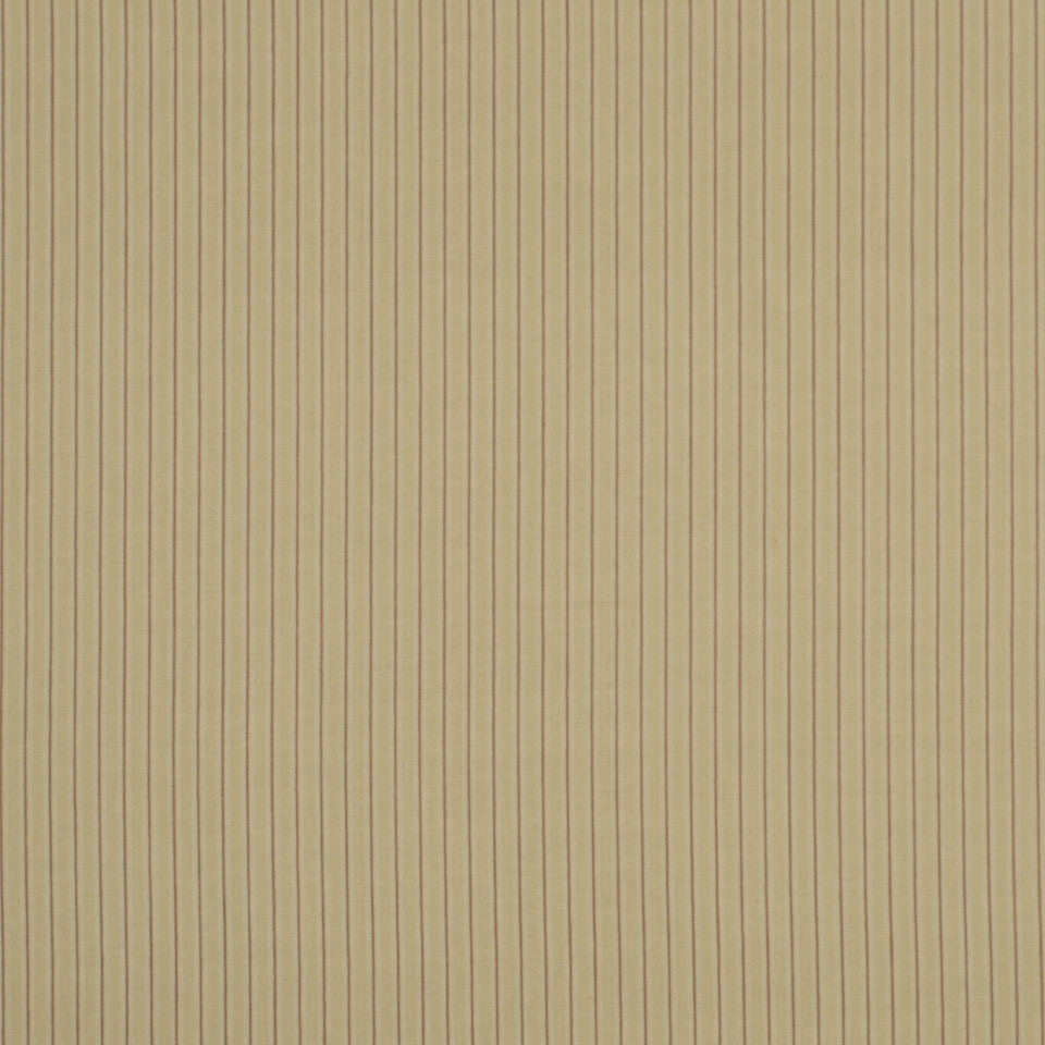 WARM Sailor Lines Fabric - Straw