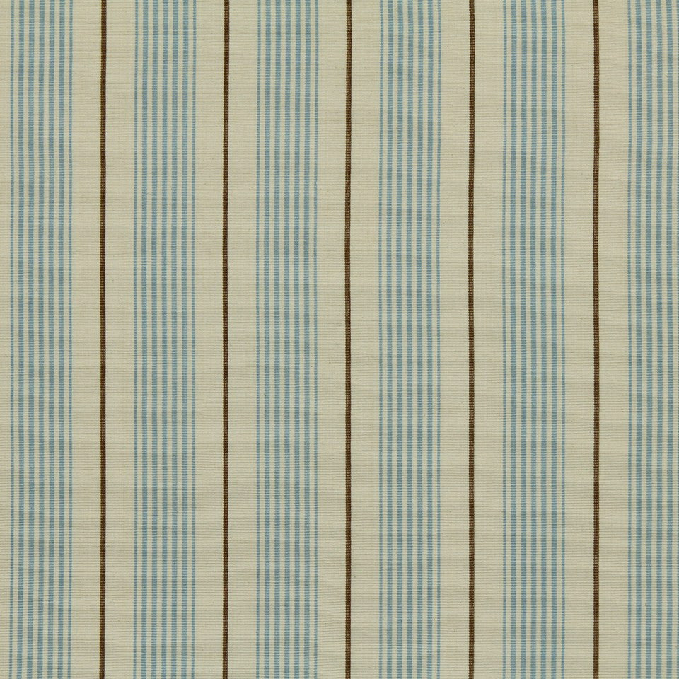 COOL Striped Pajama Fabric - Rain
