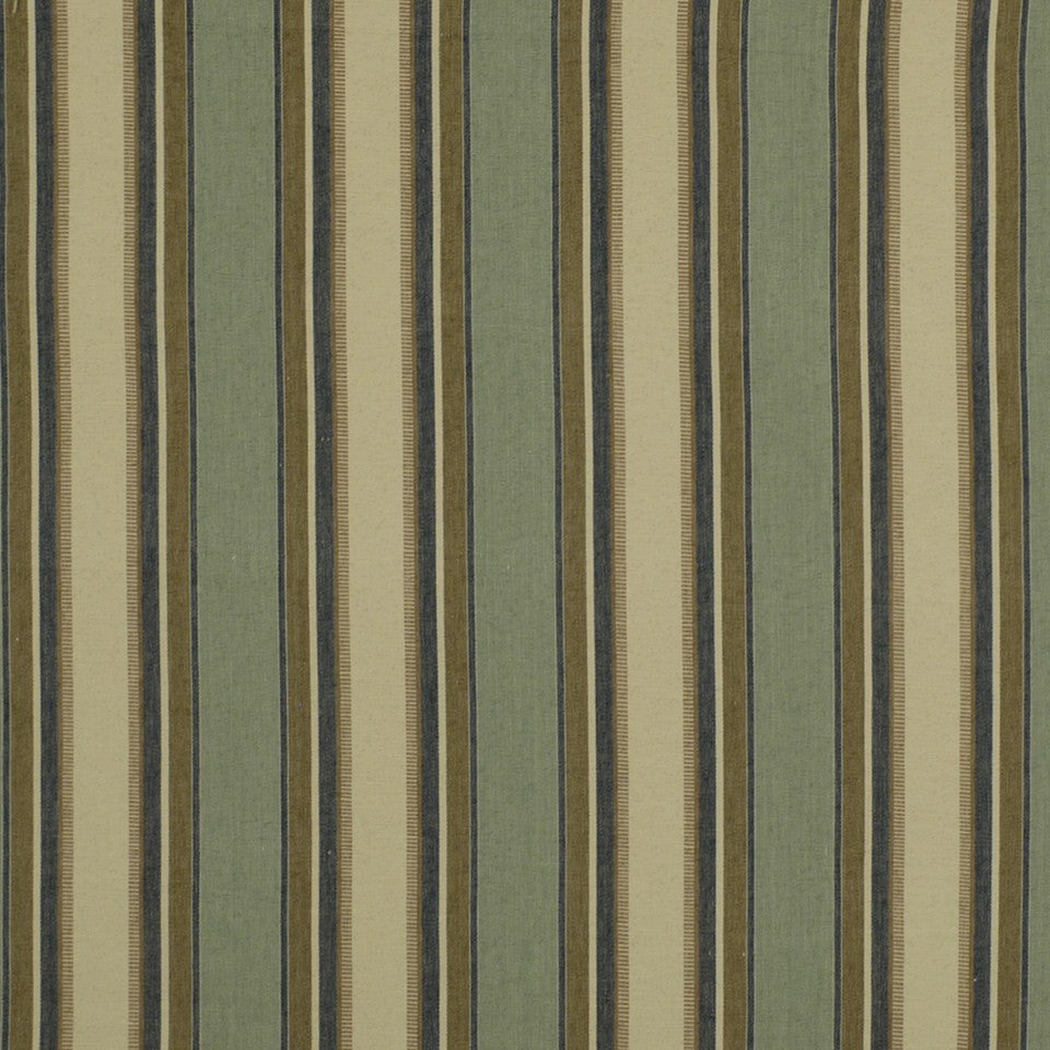 COOL Aztec Stripe Fabric - Tide Pool