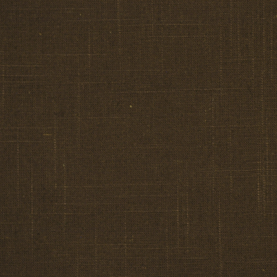 LINEN TEXTURES MP Interim Fabric - Espresso