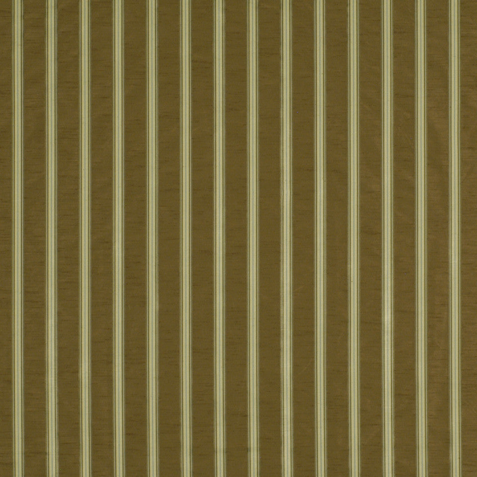 SILKY INSPIRATIONS Double Stripe Fabric - Mushroom