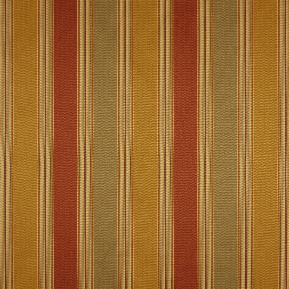 FLORENTINE SATINS III Parted Ways Fabric - Amber