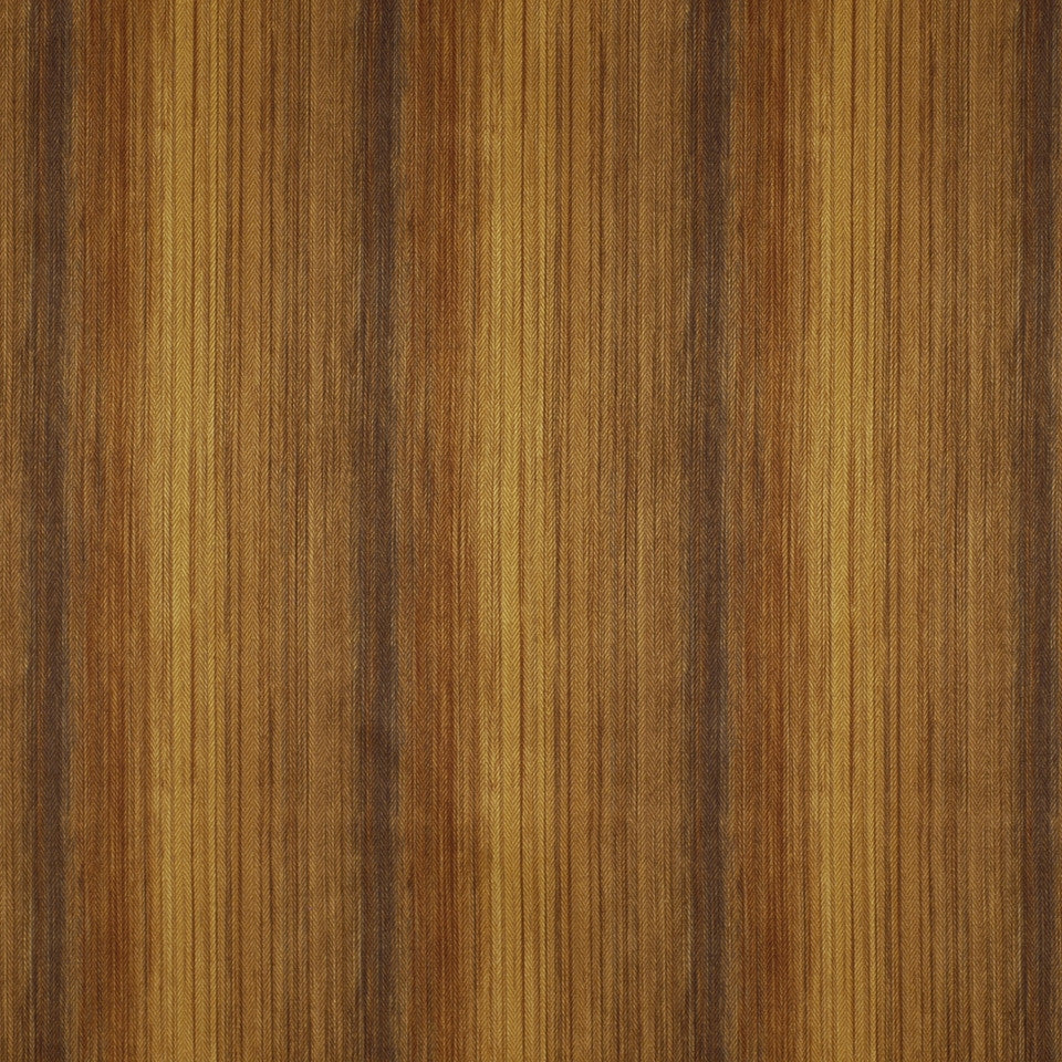 FLORENTINE SATINS III Summer Wave Fabric - Chestnut