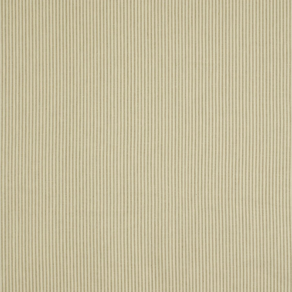 LINEN COORDINATES Empire Stripe Fabric - Ash