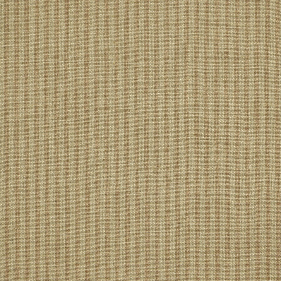 LINEN COORDINATES Empire Stripe Fabric - Pumice