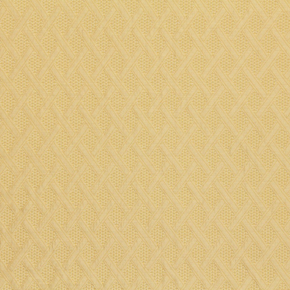 HONEYSUCKLE Diamond Mac Fabric - Honeysuckle
