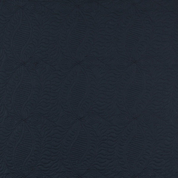 COOL Arborescent Fabric - Prussian