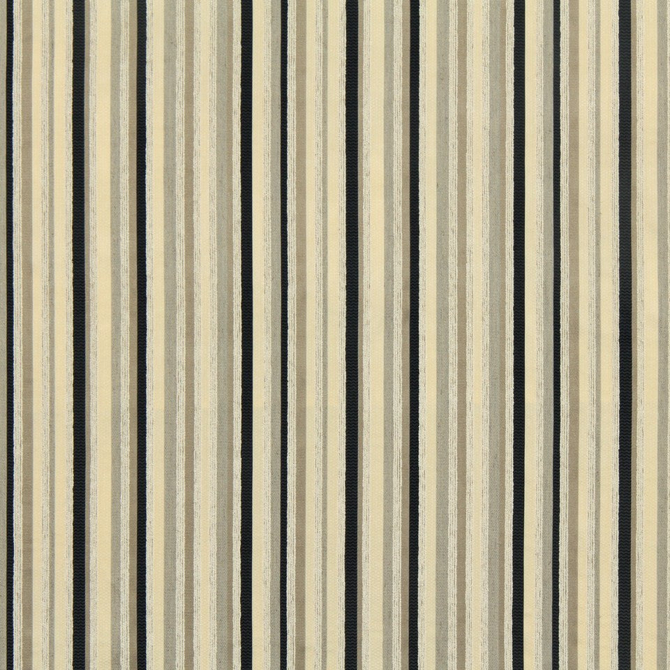 TWINE Fancy Stripes Fabric - Twine