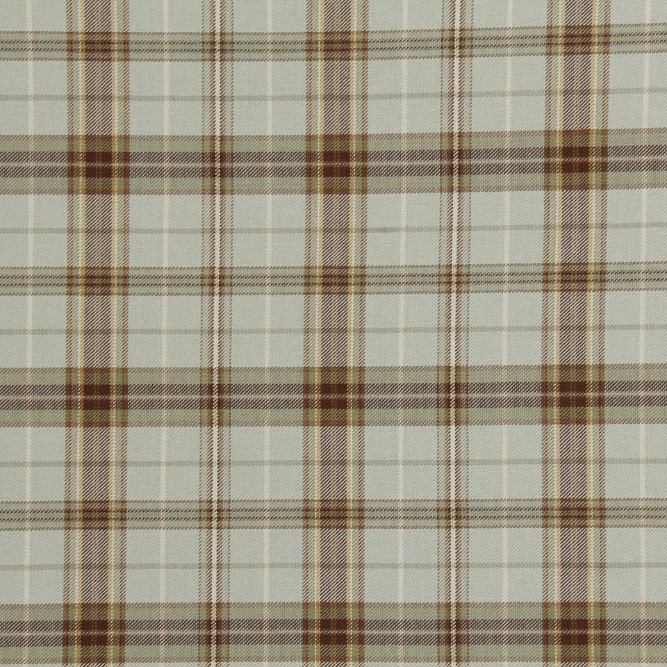 COOL Imperial Plaid Fabric - Spa