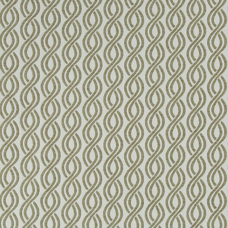 SANDSTONE Twisted Rope Fabric - Birch