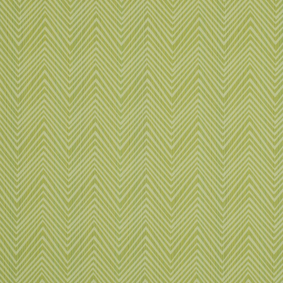 DWELLSTUDIO HEALTHCARE Chevron Strie Fabric - Grass