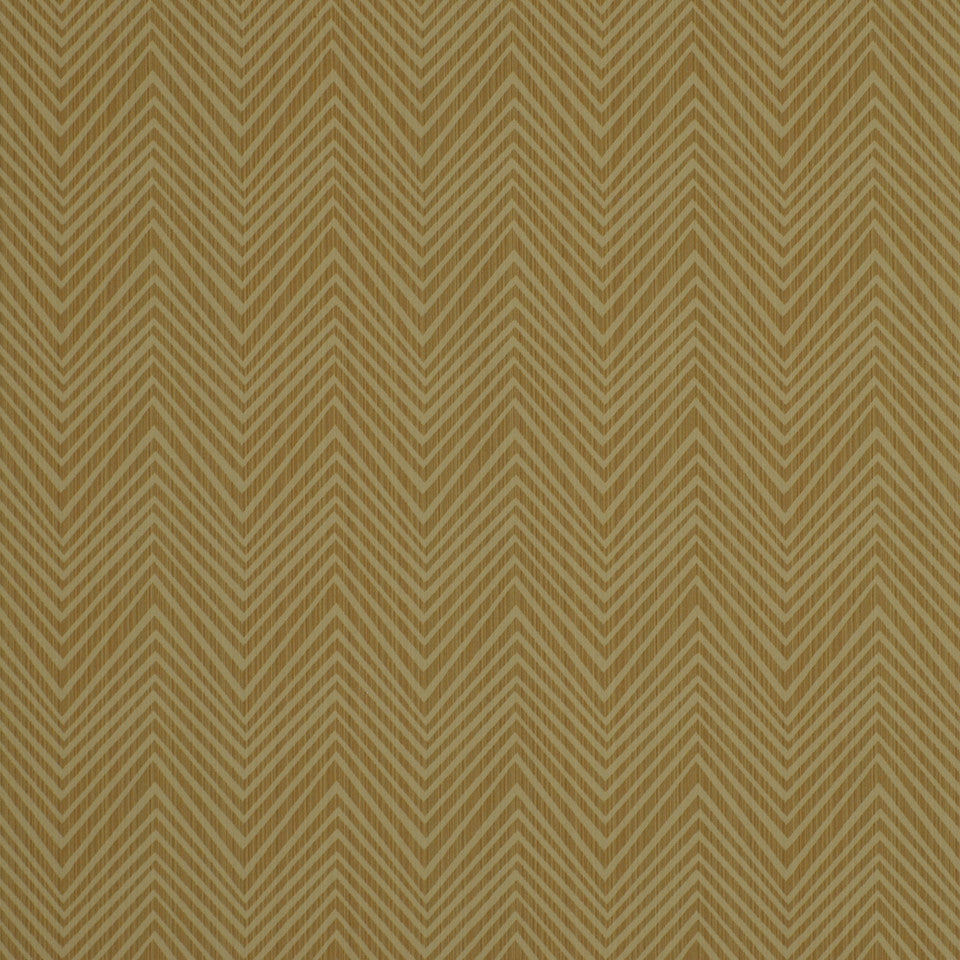 DWELLSTUDIO HEALTHCARE Chevron Strie Fabric - Butternut