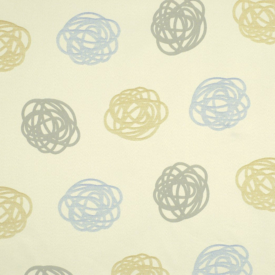 DWELLSTUDIO HEALTHCARE Winding Up Fabric - Vapor