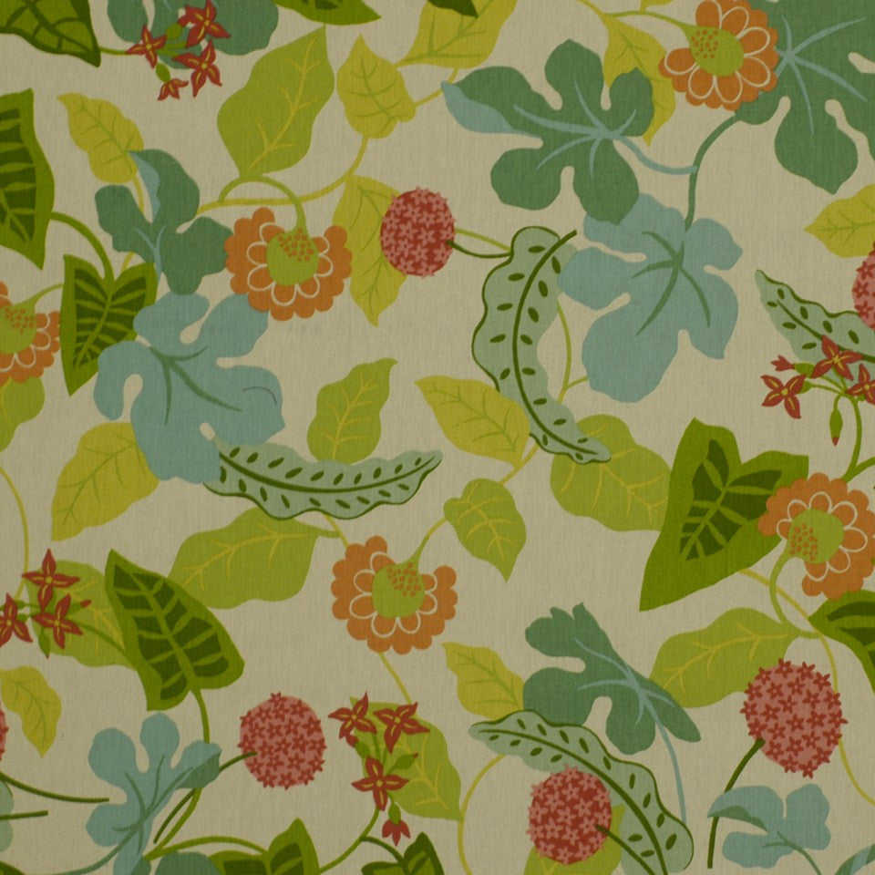 Sunscape Fabric - Spring