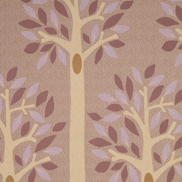 DWELLSTUDIO HEALTHCARE Tree Of Life Fabric - Thistle