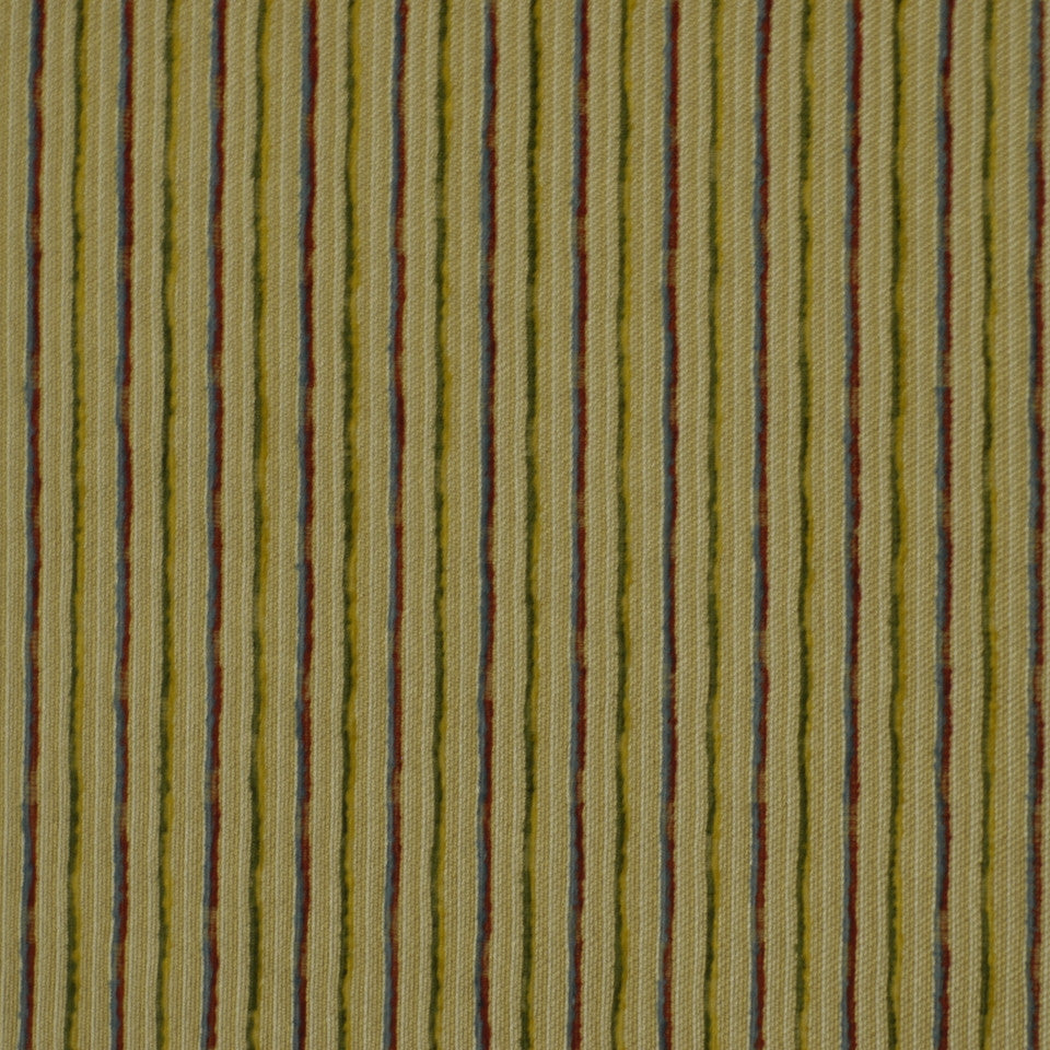 HONEYSUCKLE Solid Lines Fabric - Honeysuckle