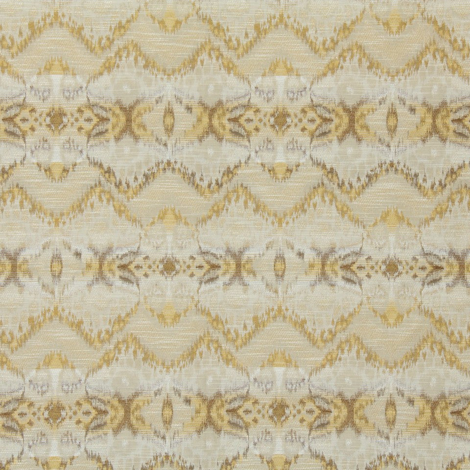 SUNRAY Rhythm Waves BK Fabric - Honeysuckle