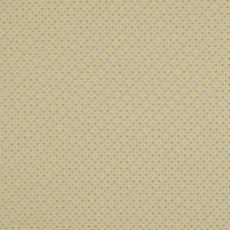 HONEYSUCKLE Dainty Dots Fabric - Honeysuckle