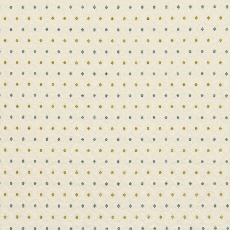 POOL Basic Dots Fabric - Pool