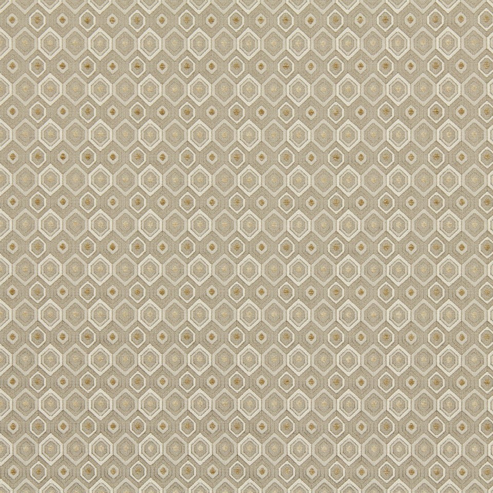 TWINE Basic Dots Fabric - Twine