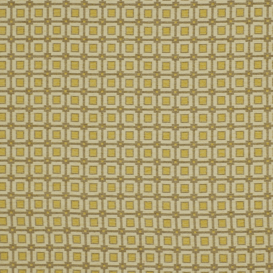 HONEYSUCKLE Color Boxes Fabric - Honeysuckle