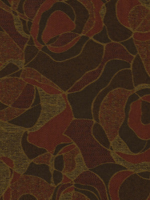 SPICE-HAYSTACK-JAVA Cosmic Swirls Fabric - Henna