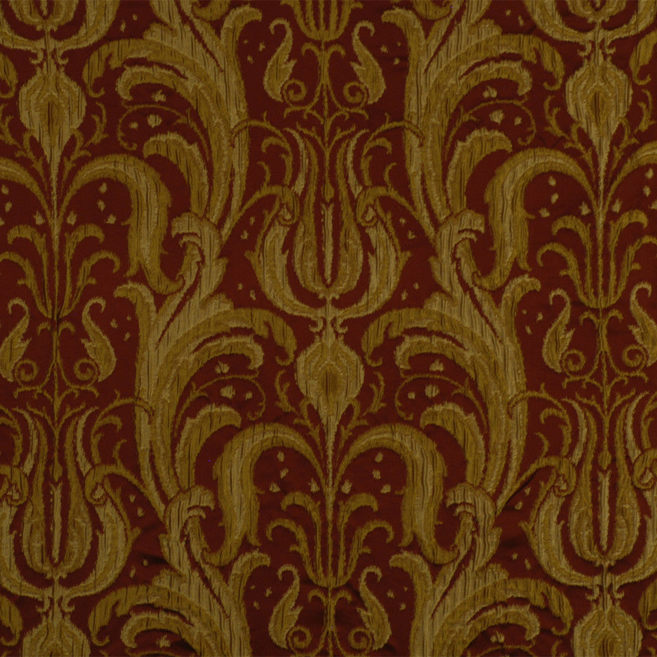 JEWEL Scipios Dream Fabric - Garnet