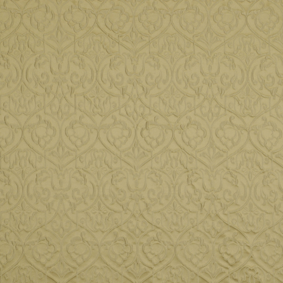 GRANITE Winter Palace Fabric - Ivory