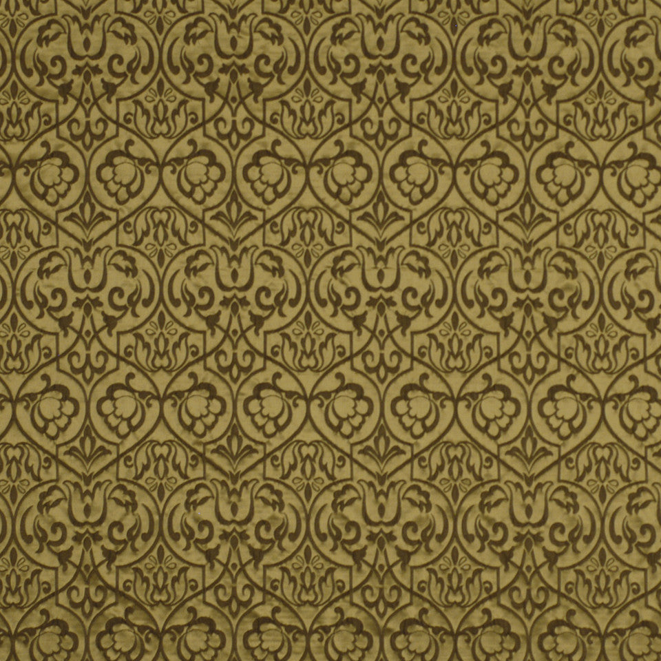 JEWEL Winter Palace Fabric - Mink