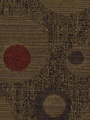 SPICE-HAYSTACK-JAVA Circles Around Fabric - Henna