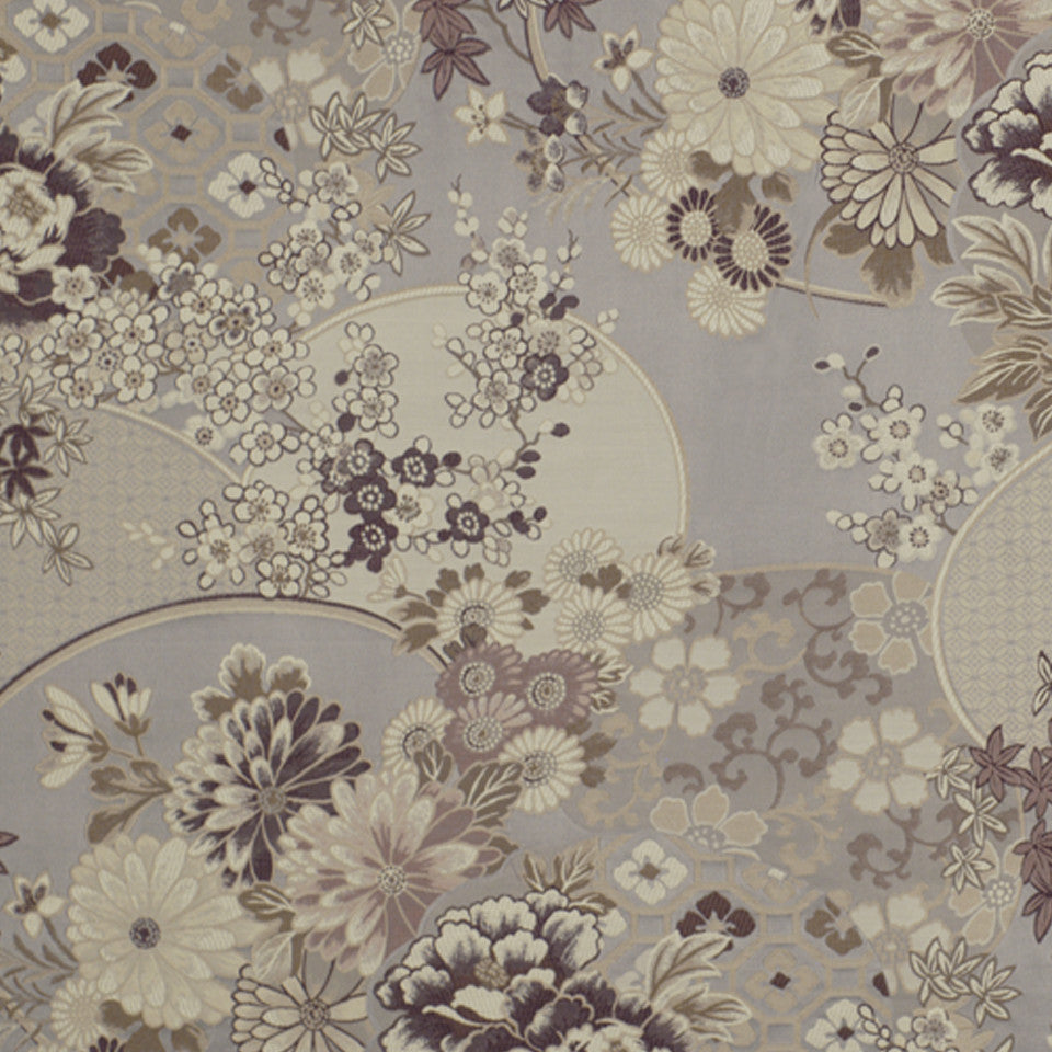 FOUNTAIN Isolde Fabric - Ice Wine
