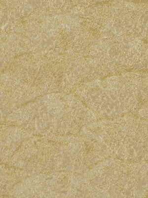 GARDEN Champignon Fabric - Yellow Lotus