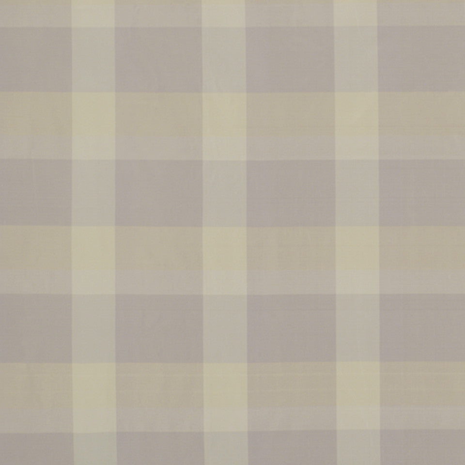 FOUNTAIN Caraco Plaid Fabric - Ice Wine