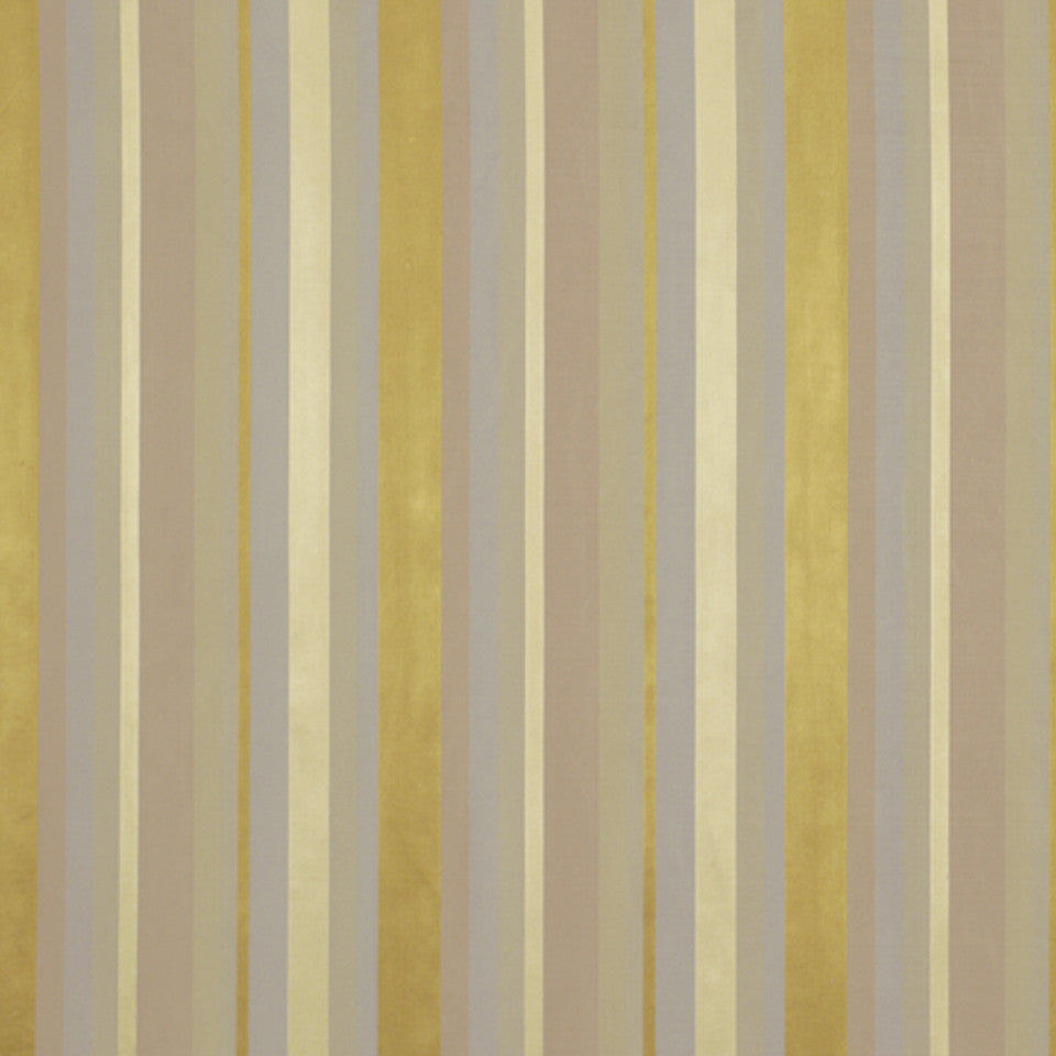 FOUNTAIN Jou Jou Stripe Fabric - Lilac