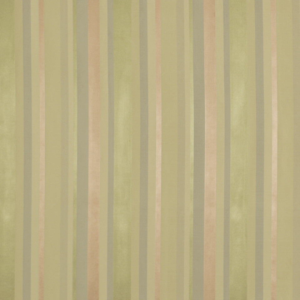 FOUNTAIN Jou Jou Stripe Fabric - Eucalyptus