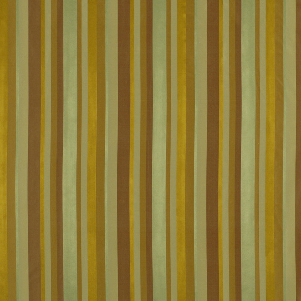 JEWEL Jou Jou Stripe Fabric - Topaz