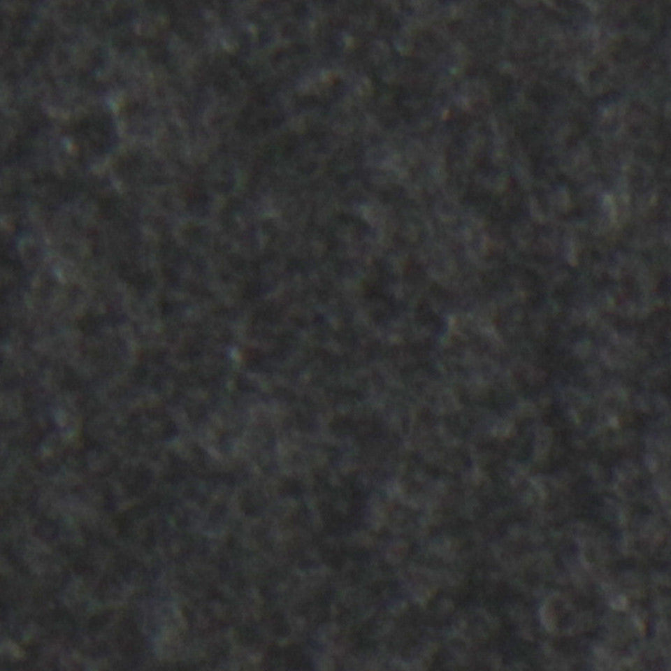 WOOL TEXTURES Wool Flannel Fabric - Charcoal