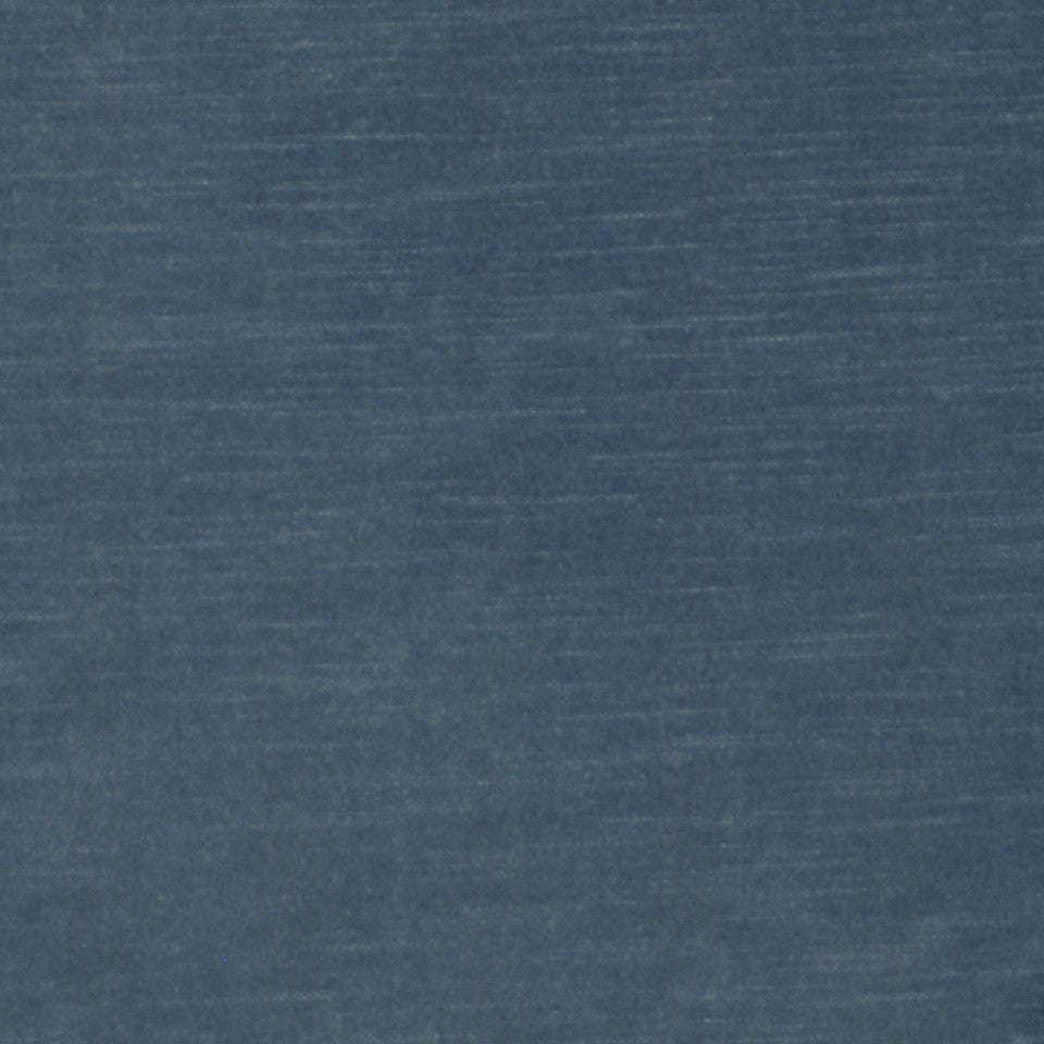 COTTON VELVETS Contentment Fabric - Chambray