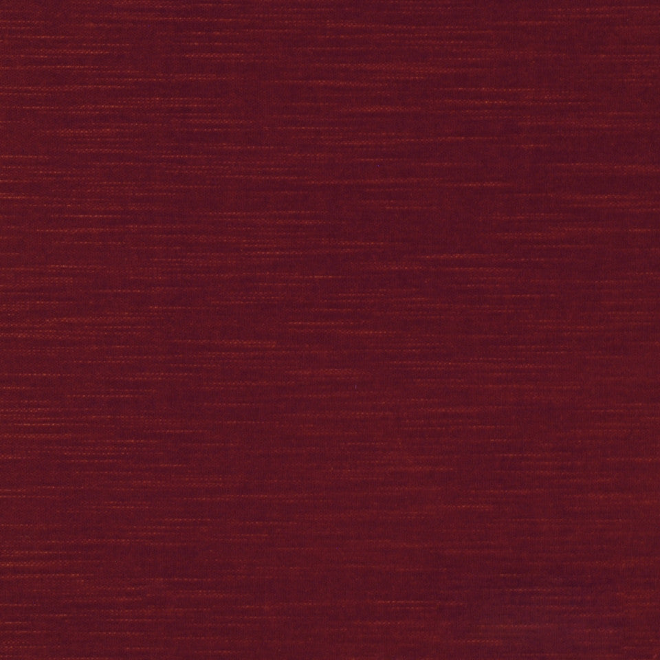 COTTON VELVETS Contentment Fabric - Cinnabar