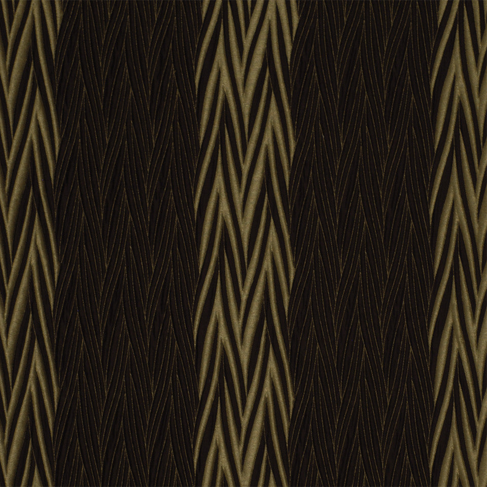 SILKY ESSENTIALS II Wrinkles Fabric - Caviar