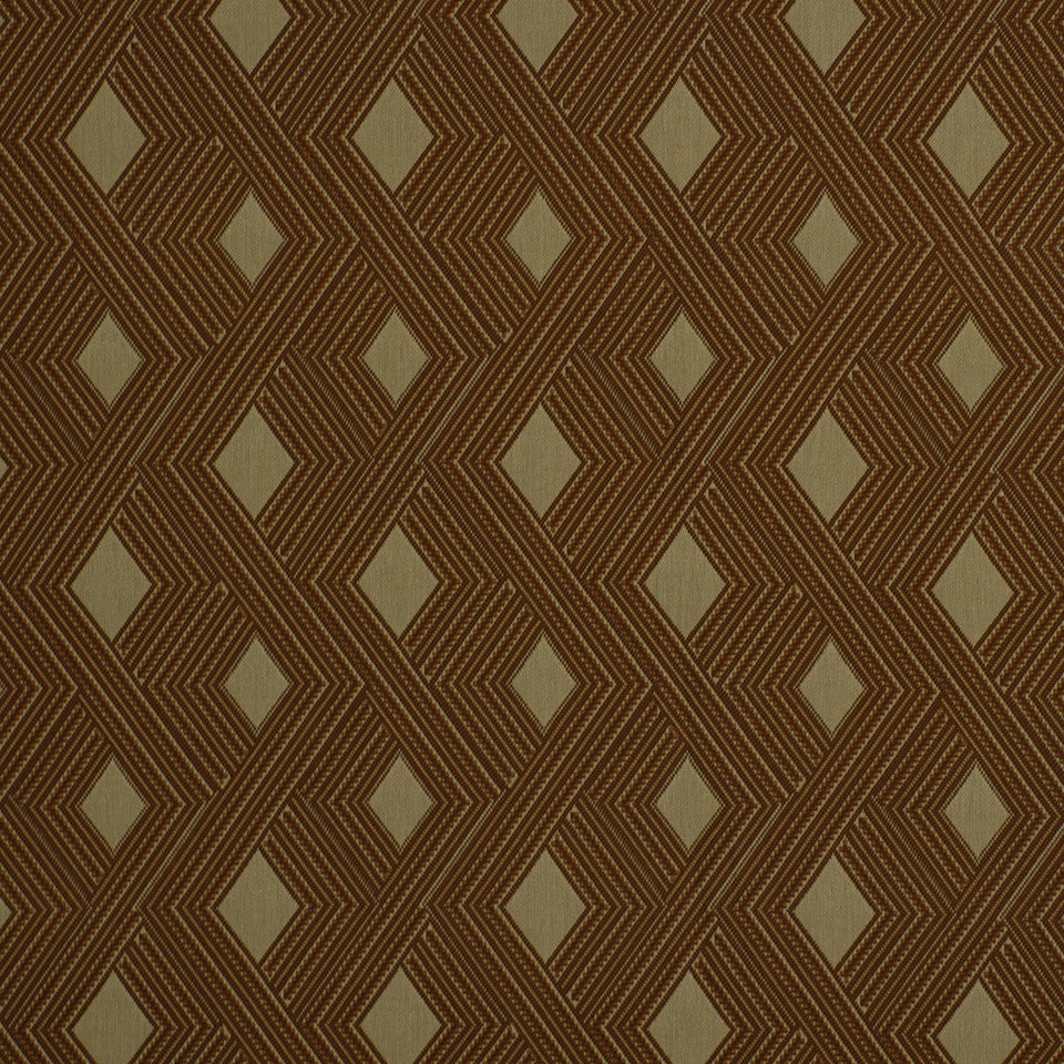 TEAK Montevideo Fabric - Teak