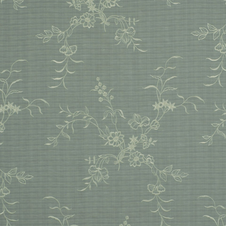 MOONLIGHT Sapling Fabric - Ice Wine