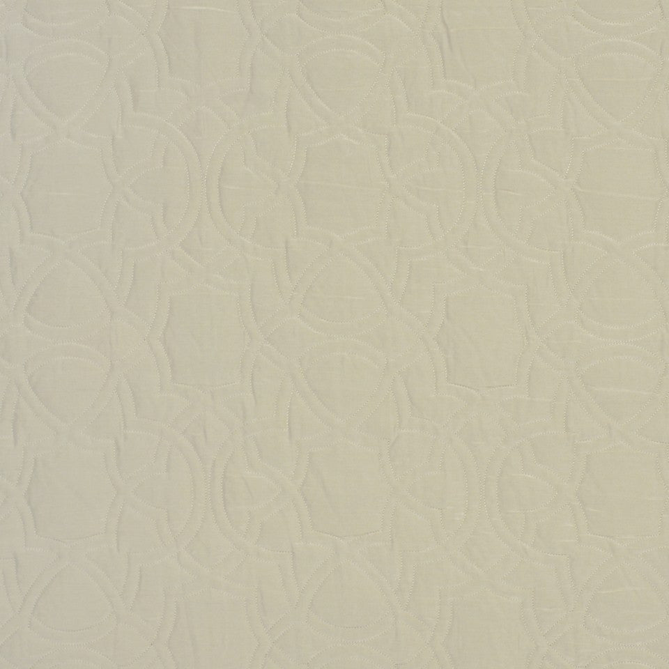 COVE Garlyn Fabric - Linen