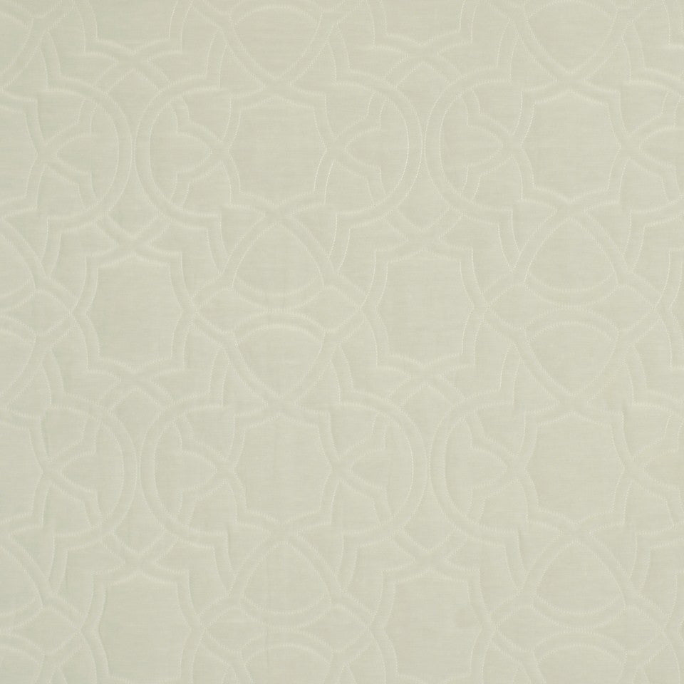 MOONLIGHT Garlyn Fabric - Snow