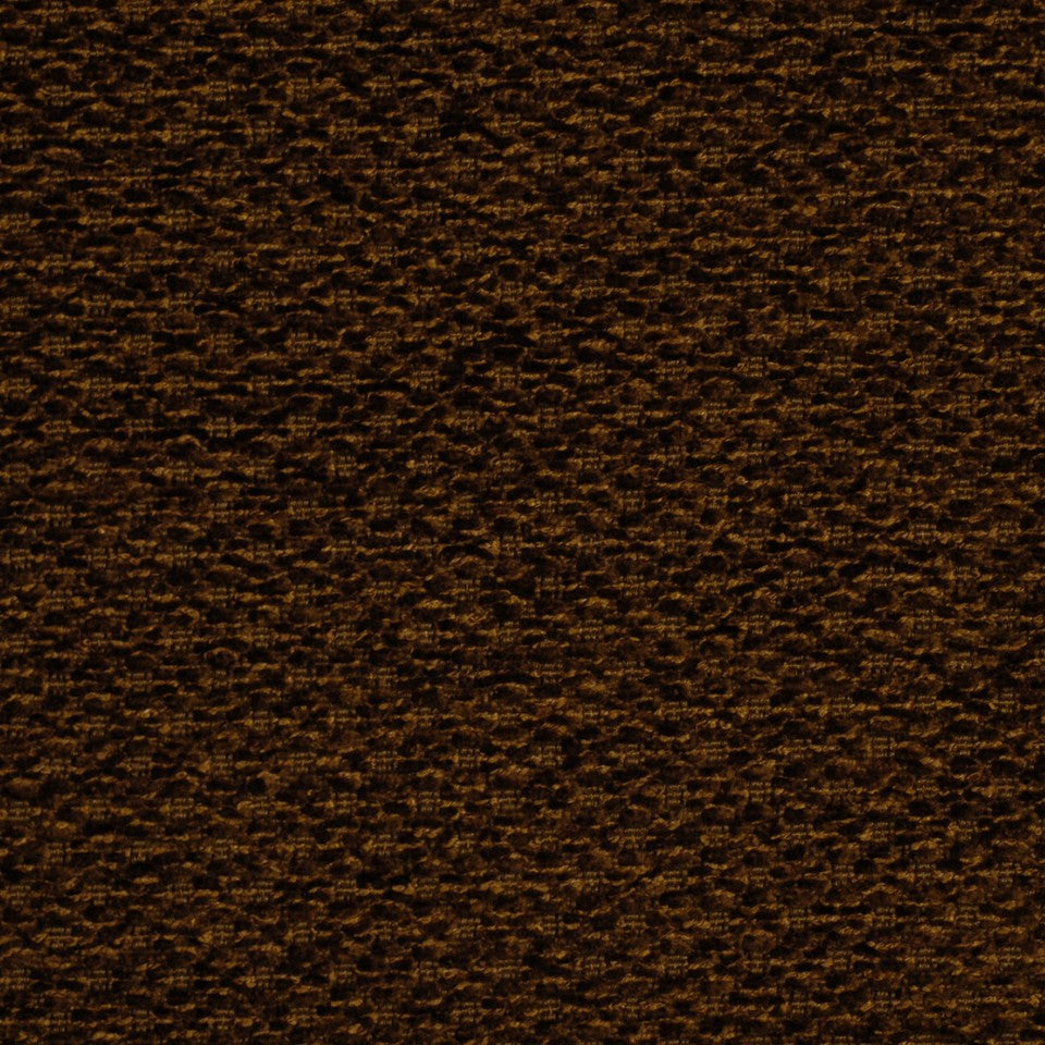 TEAK Flowing Waves Fabric - Teak