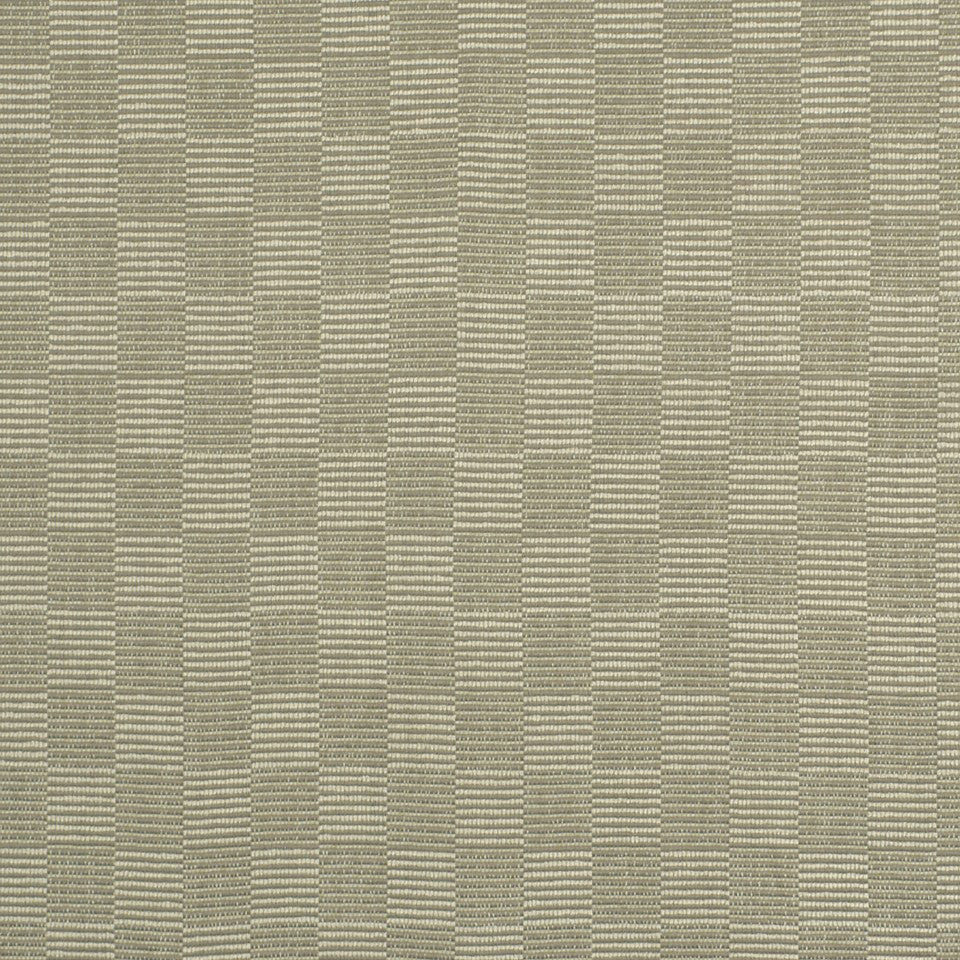 SMOKE Tinamou Check Fabric - Smoke
