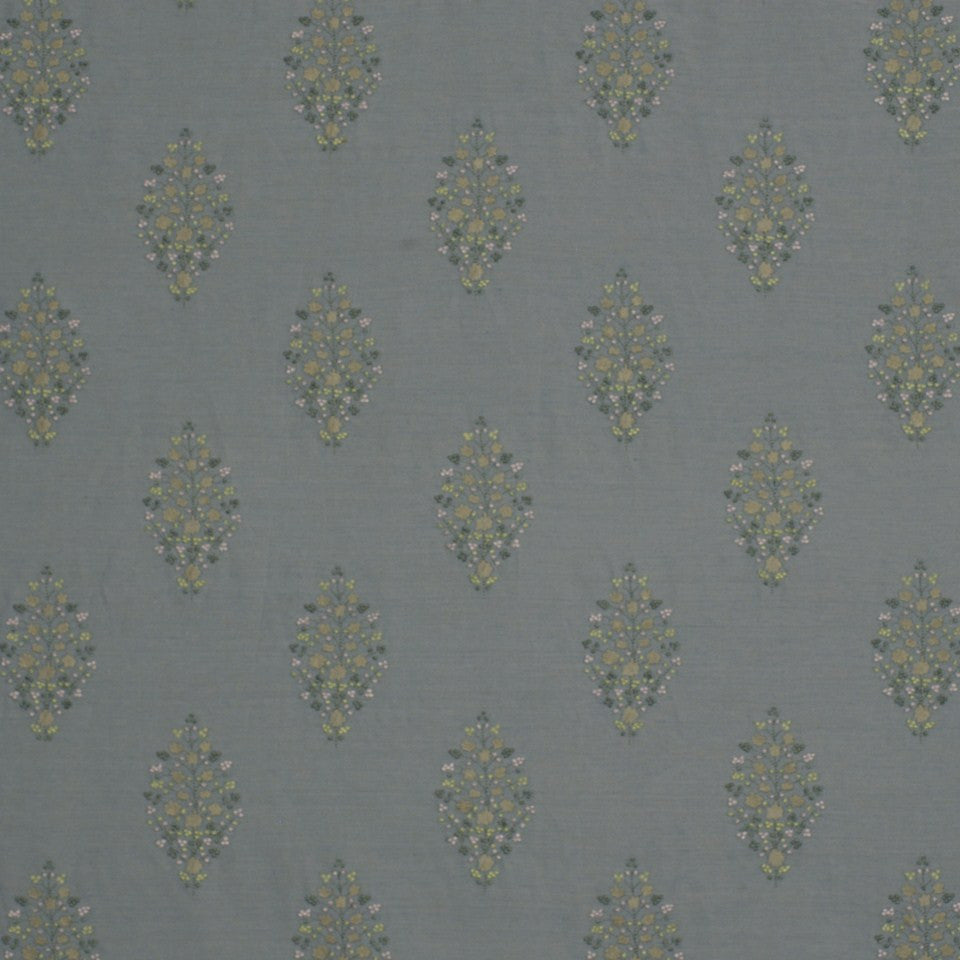 MOONLIGHT Fournier Fabric - Ice Wine