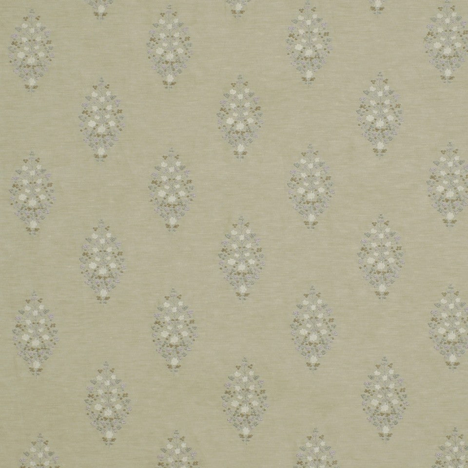 MOONLIGHT Fournier Fabric - Lilac