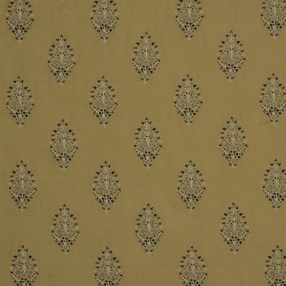 MOONLIGHT Fournier Fabric - Wheat