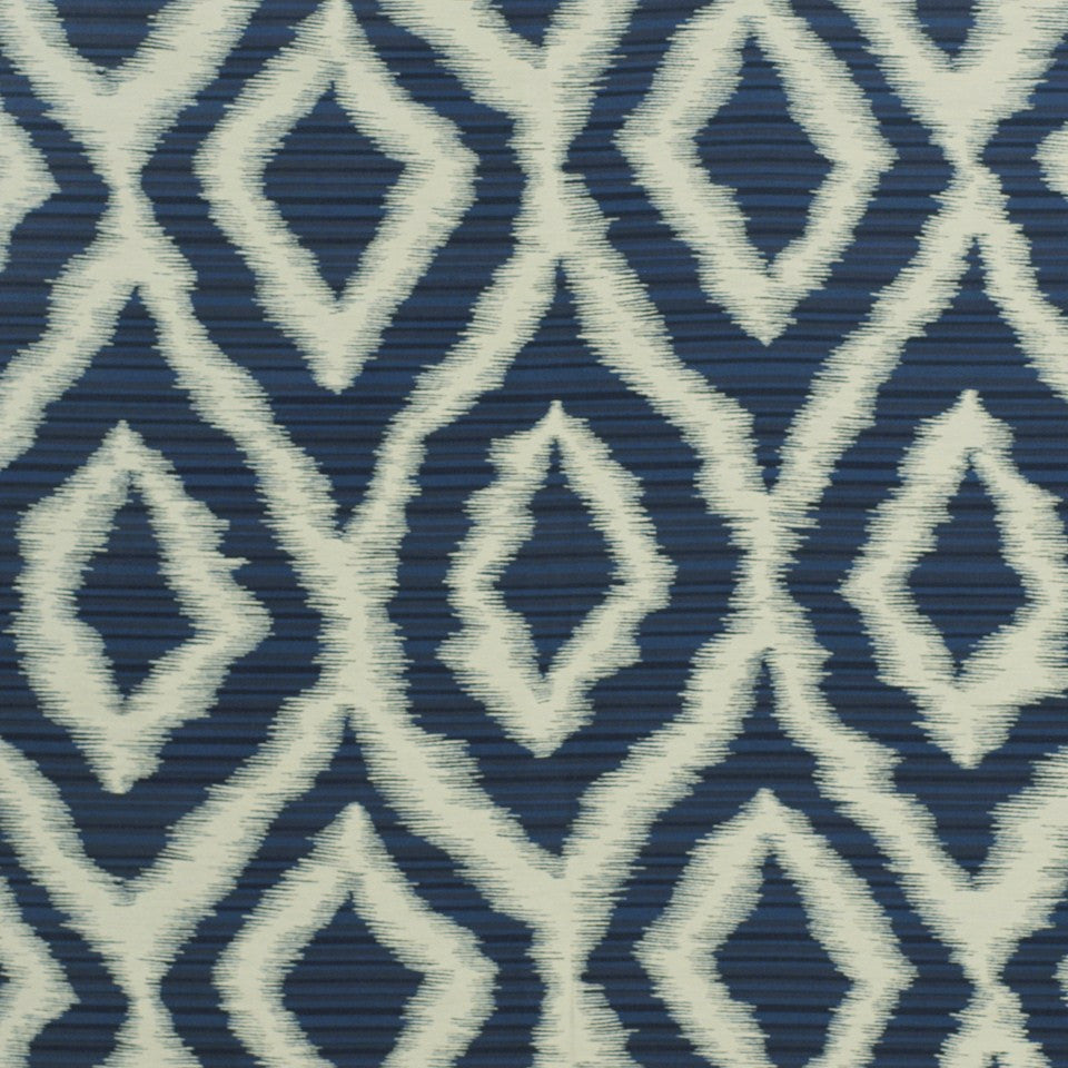 COVE Peninsula Fabric - Indigo